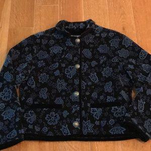 Jackets & Blazers - Ladies fleece jacket